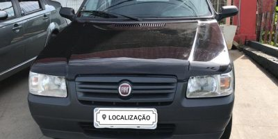 FIAT - UNO MILLE WAY ECON FLEX 2009/2010
